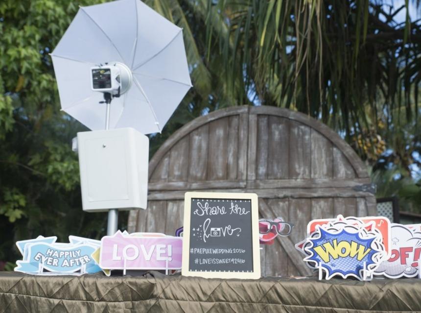 Honolulu Photo Booths