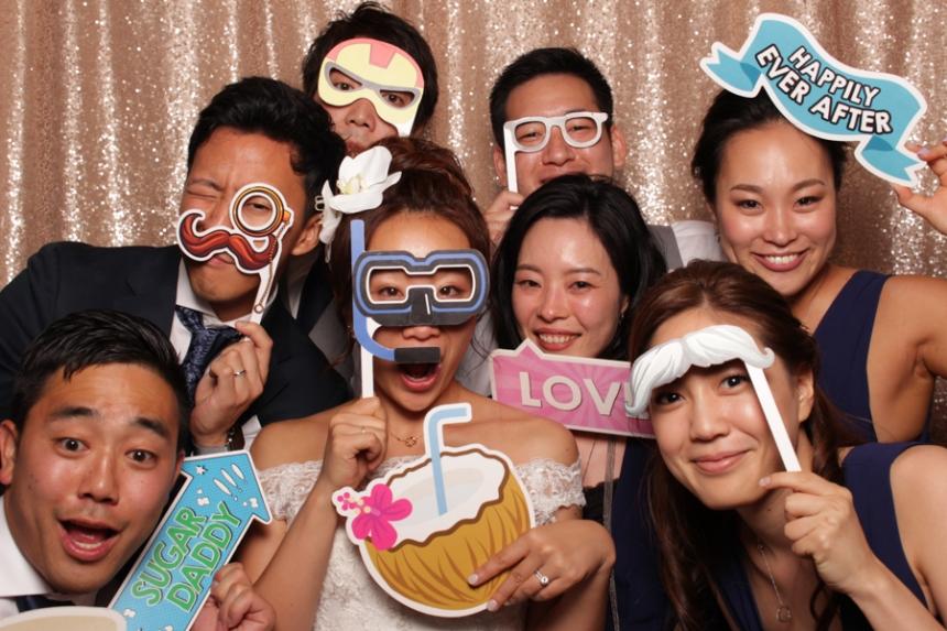 Honolulu Photo Booth Rental Royal Hawaiian Hotel Jacquelyn Esser Joseph Royal Hawaiian Hotel Photography-1