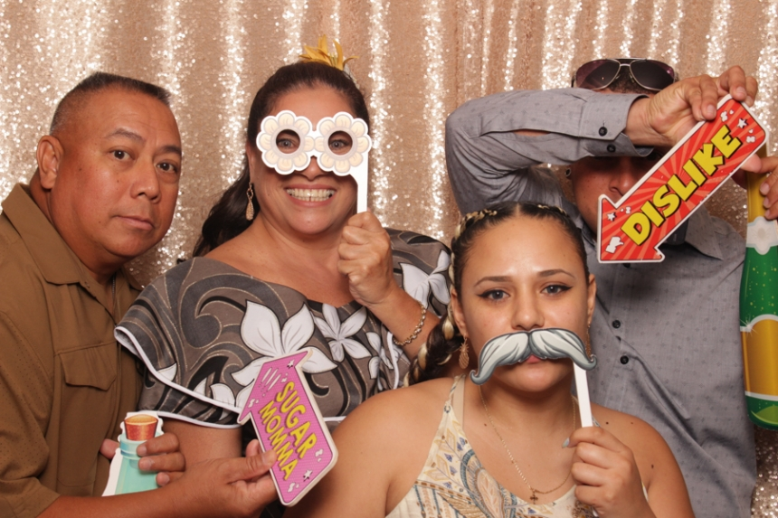 Photo Booth Rental Honolulu Hawaii